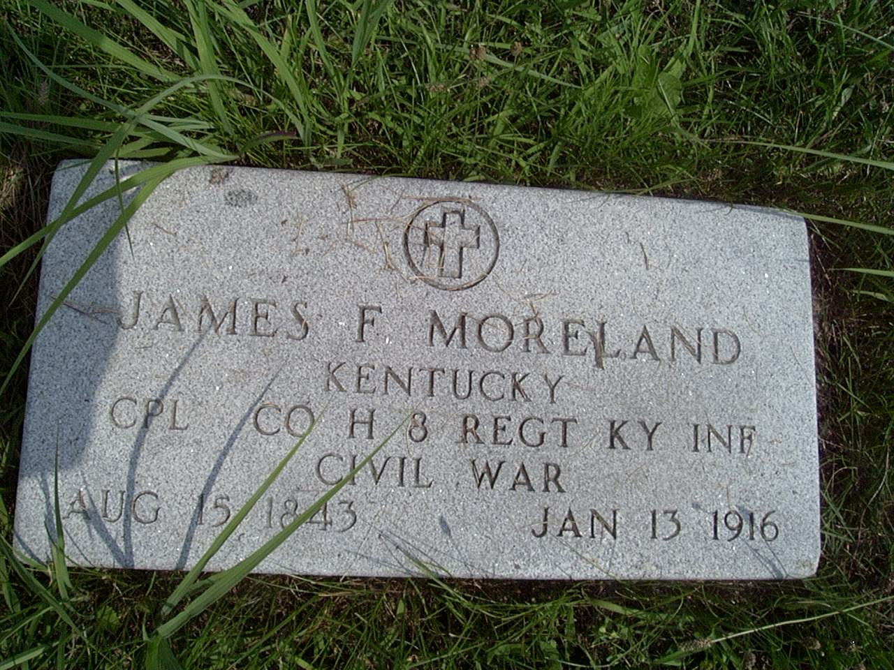 James Francis Moreland