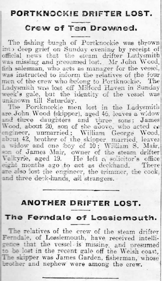William George Wood