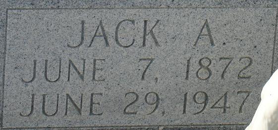 Jack A. Jones