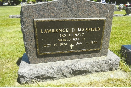 Lawrence Donald Maxfield