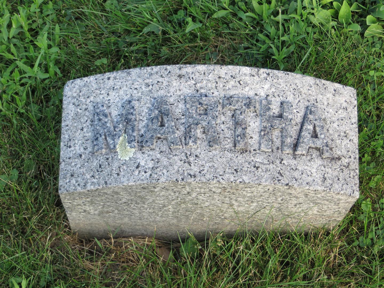 Martha Raup