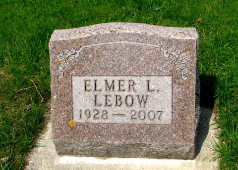 Elmer Lee Lebow