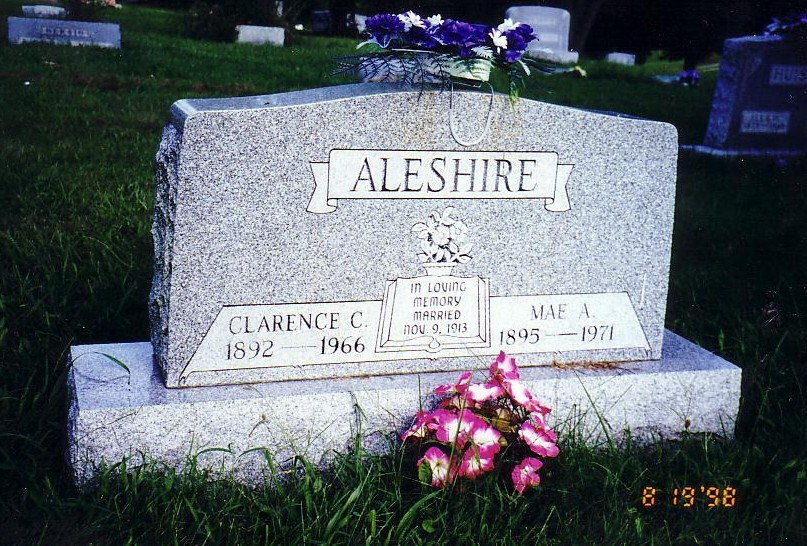 Clarence C. Aleshire