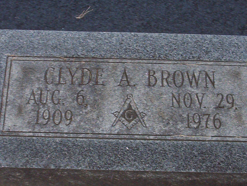 Clyde A Brown