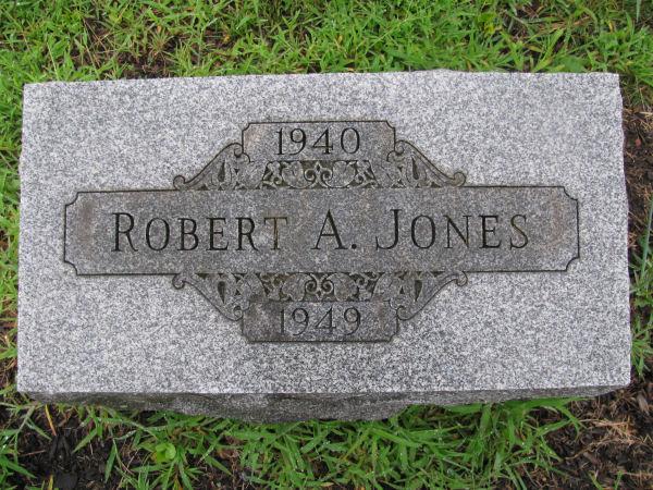 Robert A Jones