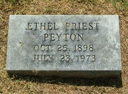 Ethel Gertrude Priest