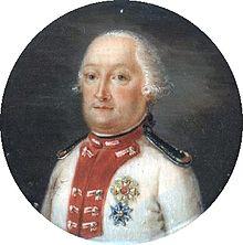 Karl II August Christian (Duke of Zwebrucken) von Zweibrucken