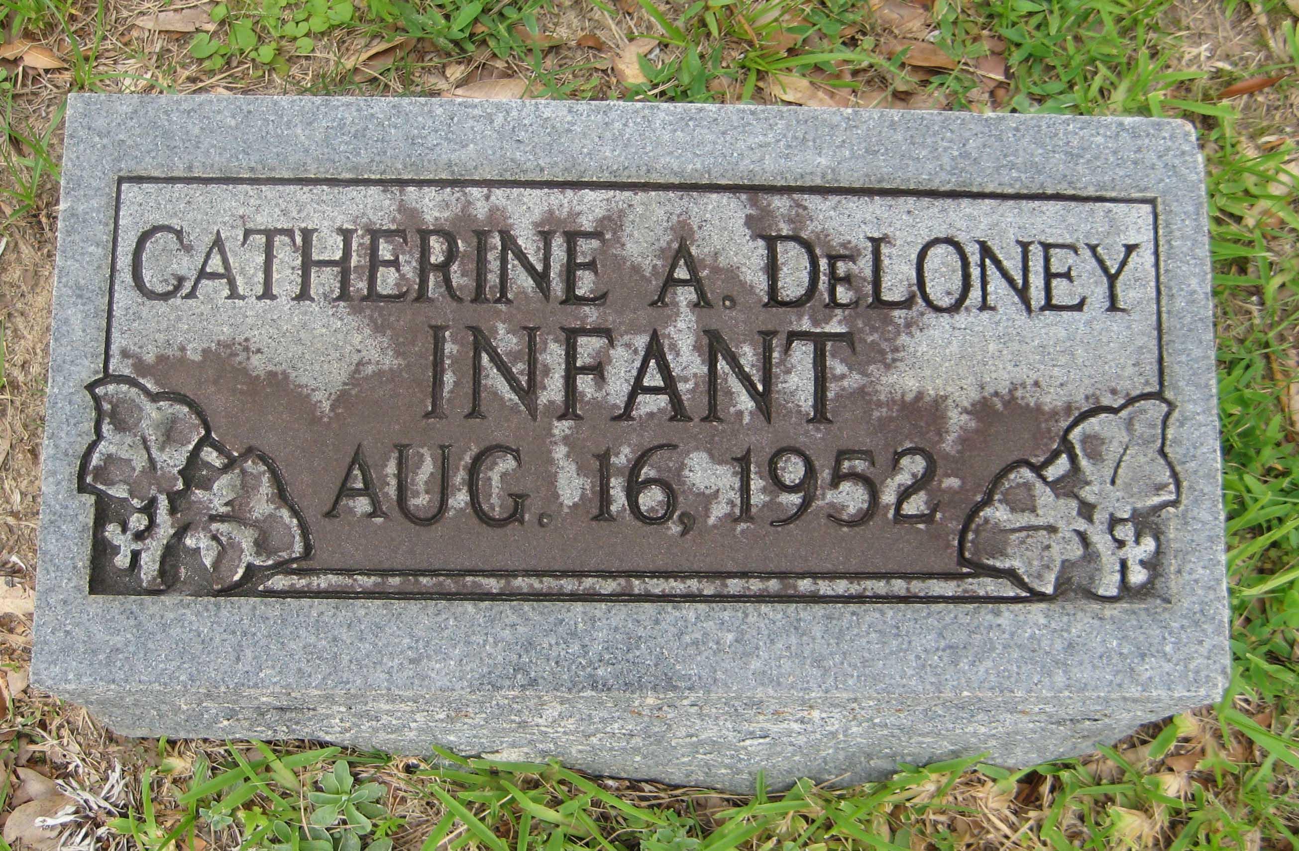 Catherine Delony Deloney