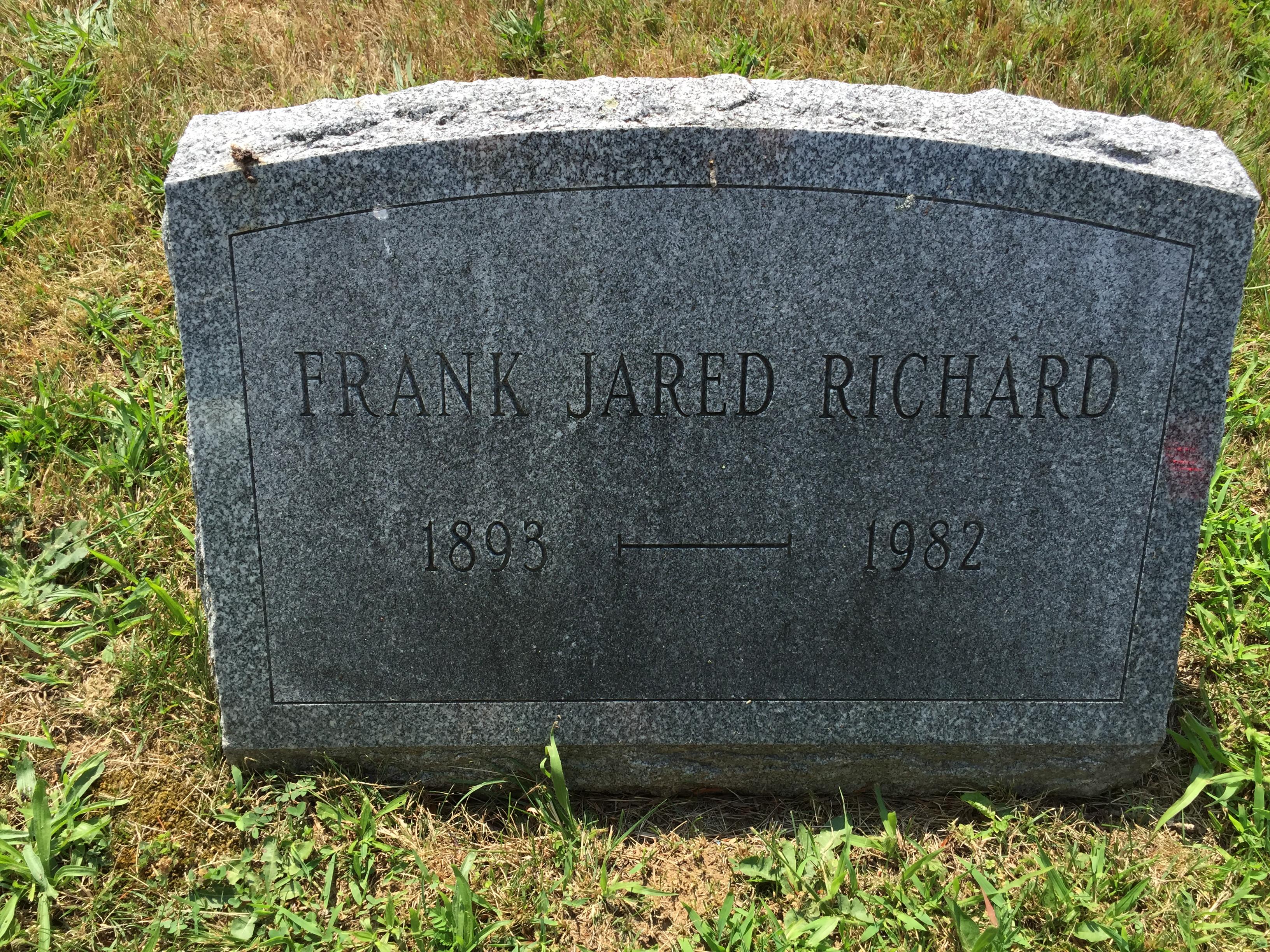 Frank Jared Richard