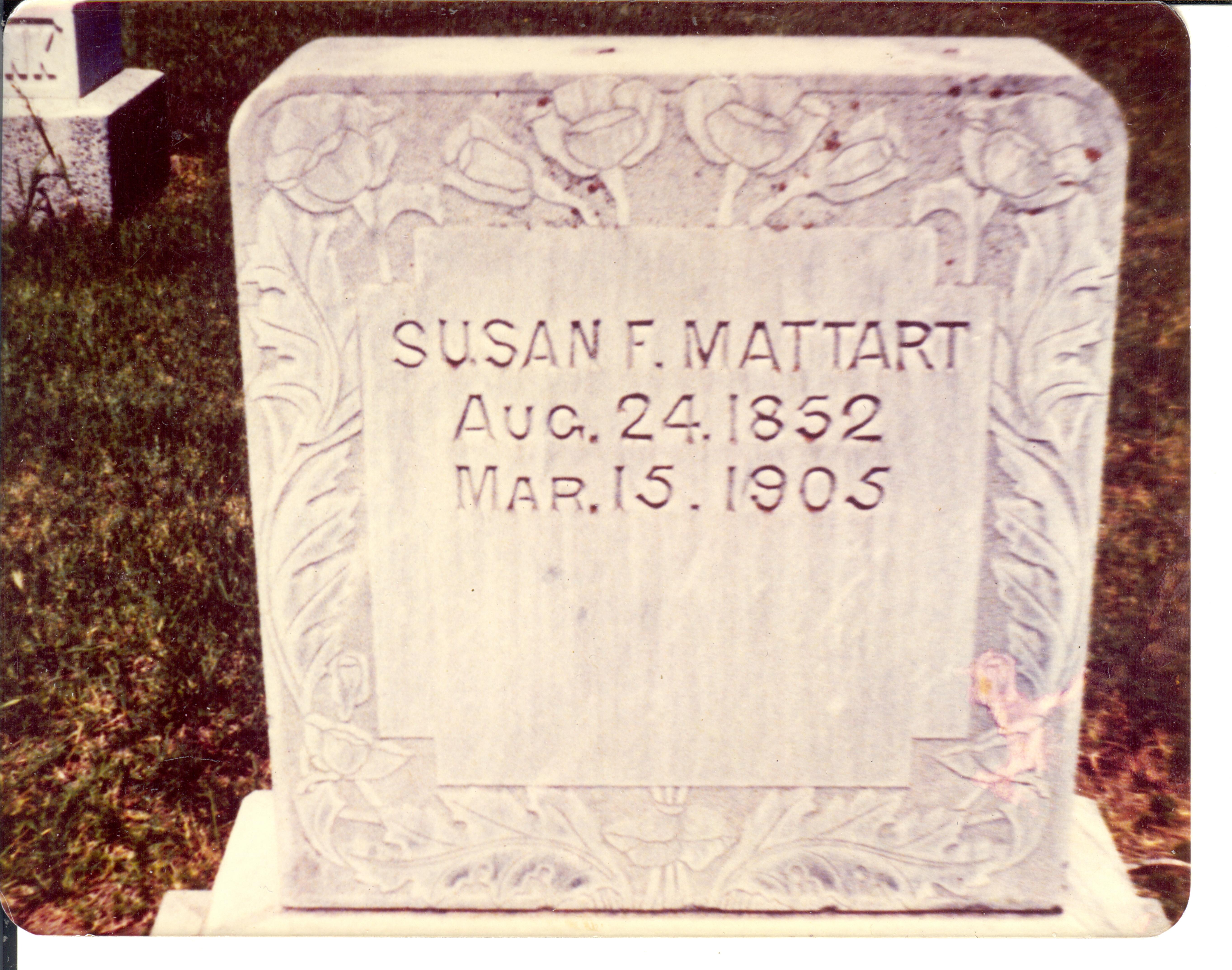 Susan Frazier Logwood
