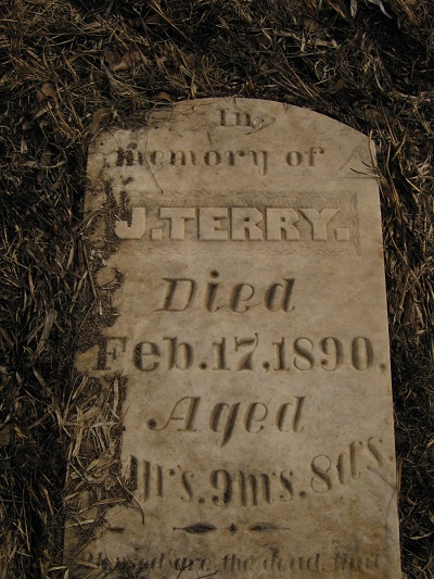 John T Terry