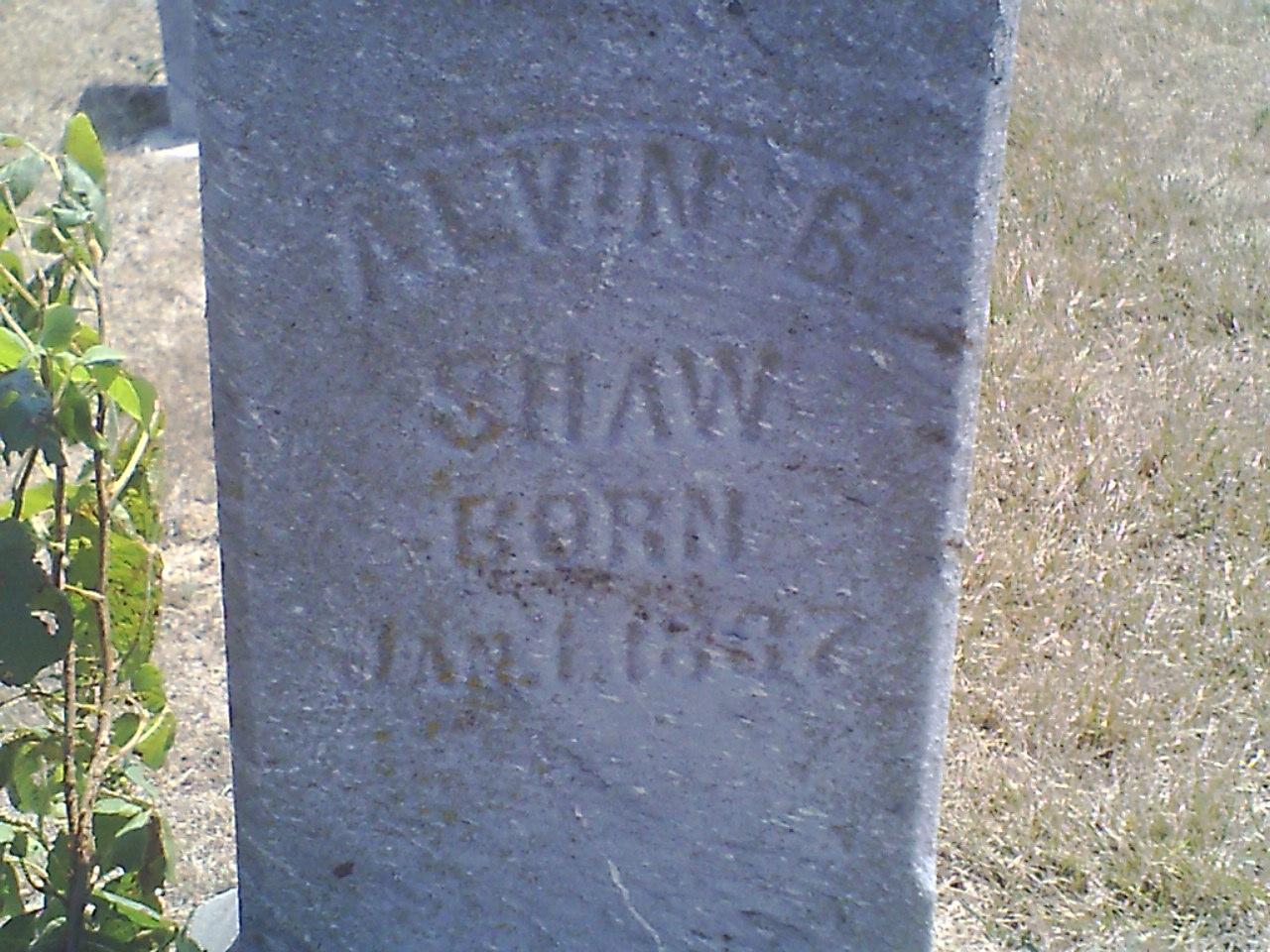 Alvin B. Shaw