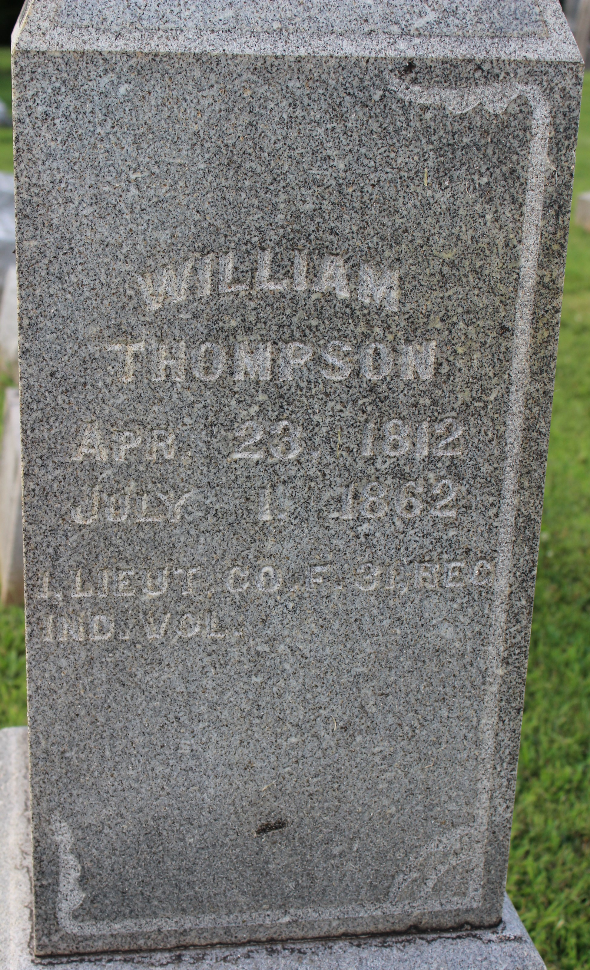 William Christopher Thompson