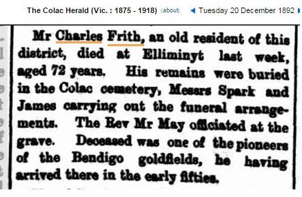 Charles Frith