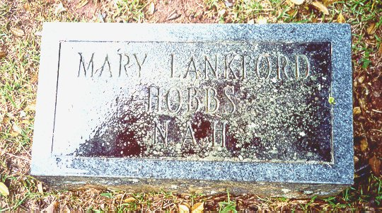 Mary Elizabeth Lankford