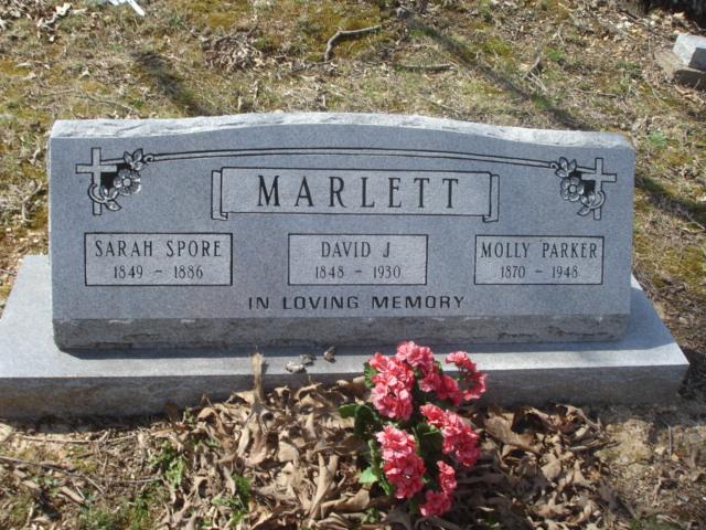 Mary Ell Molly Parker