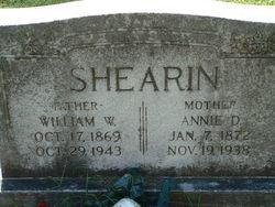 William Washington Shearin
