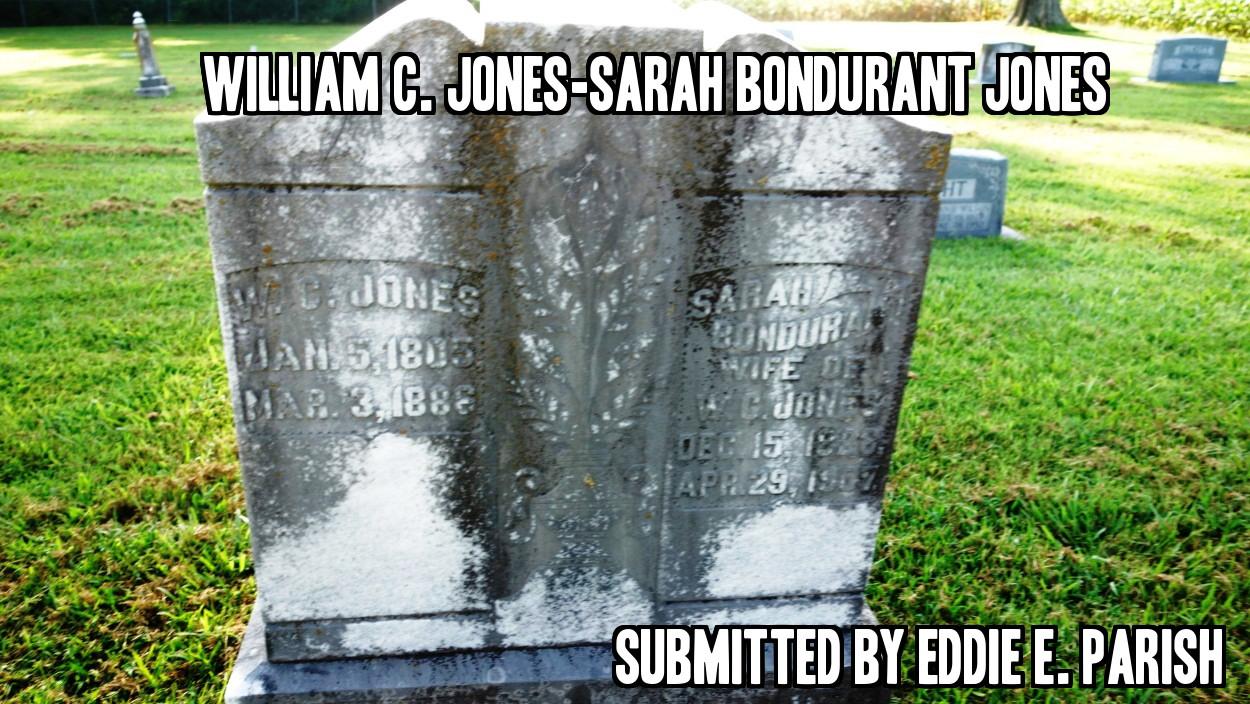 William C Jones