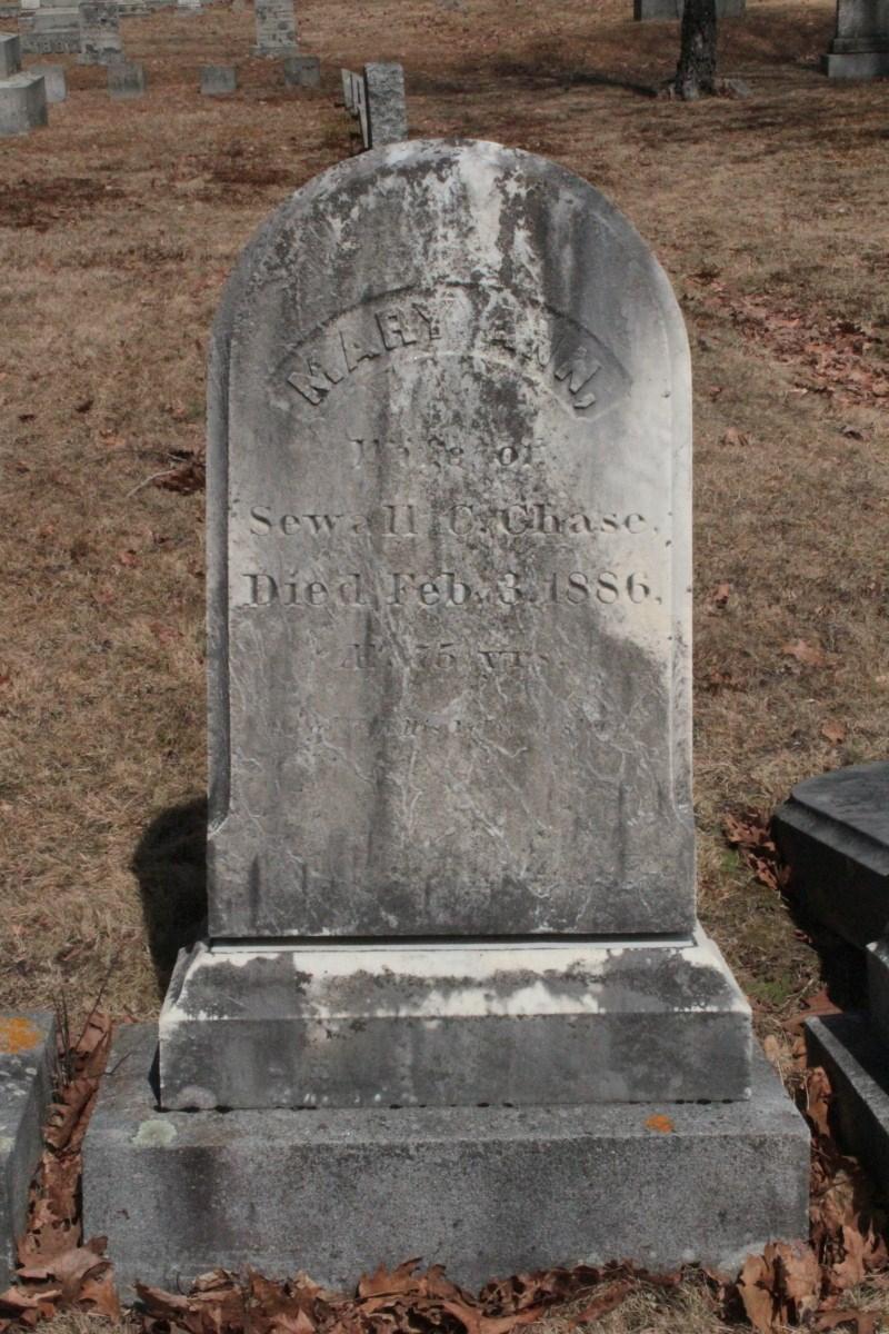 Mary Ann H Trowbridge