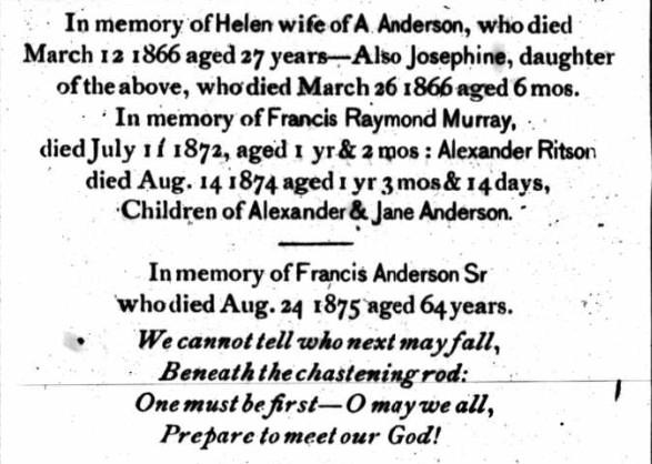Alexander Ritson Anderson