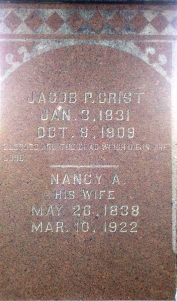 Jacob P. Crist