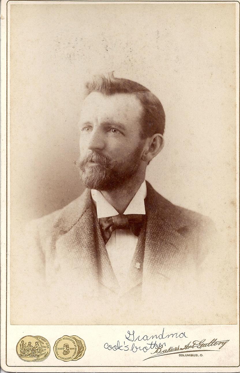 Oliver William Terry