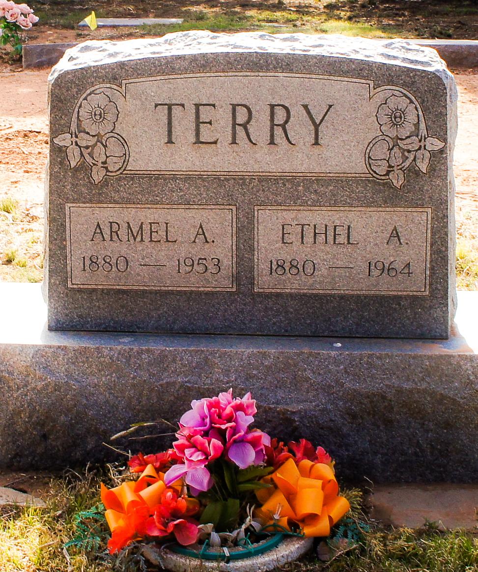 Armel A Terry
