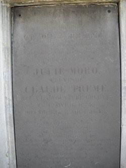 Julie Julia Moreau Moro Dozat