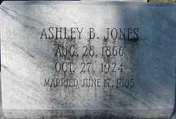 Ashley B Jones