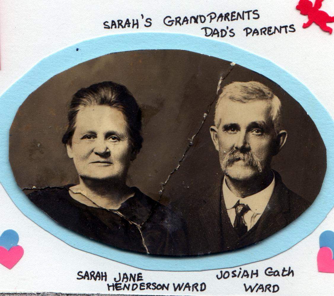 Sarah Jane Henderson