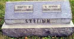 Samuel R Strunk