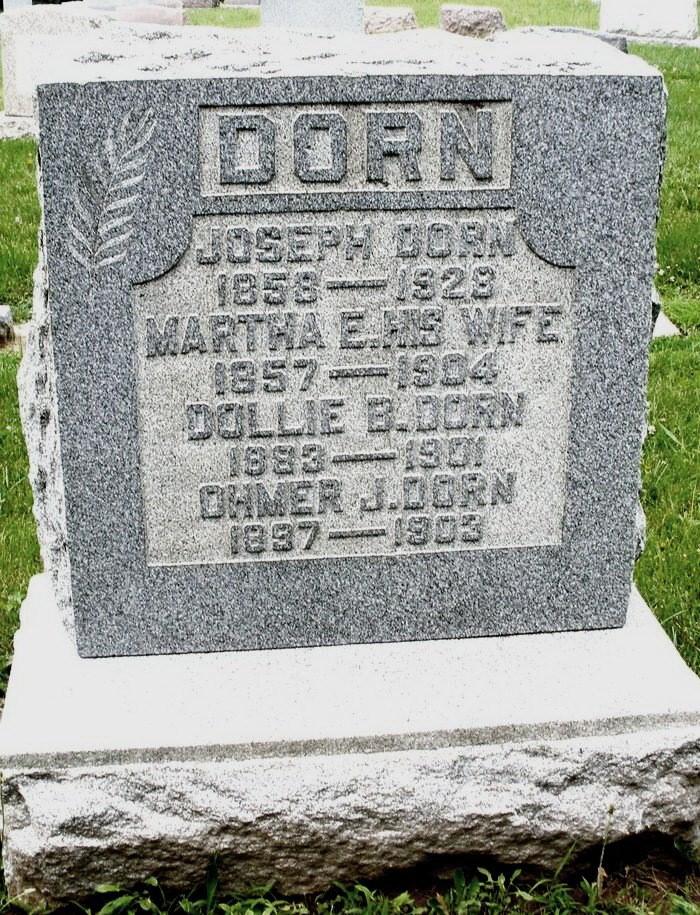 Martha Ellen Caylor Dorn