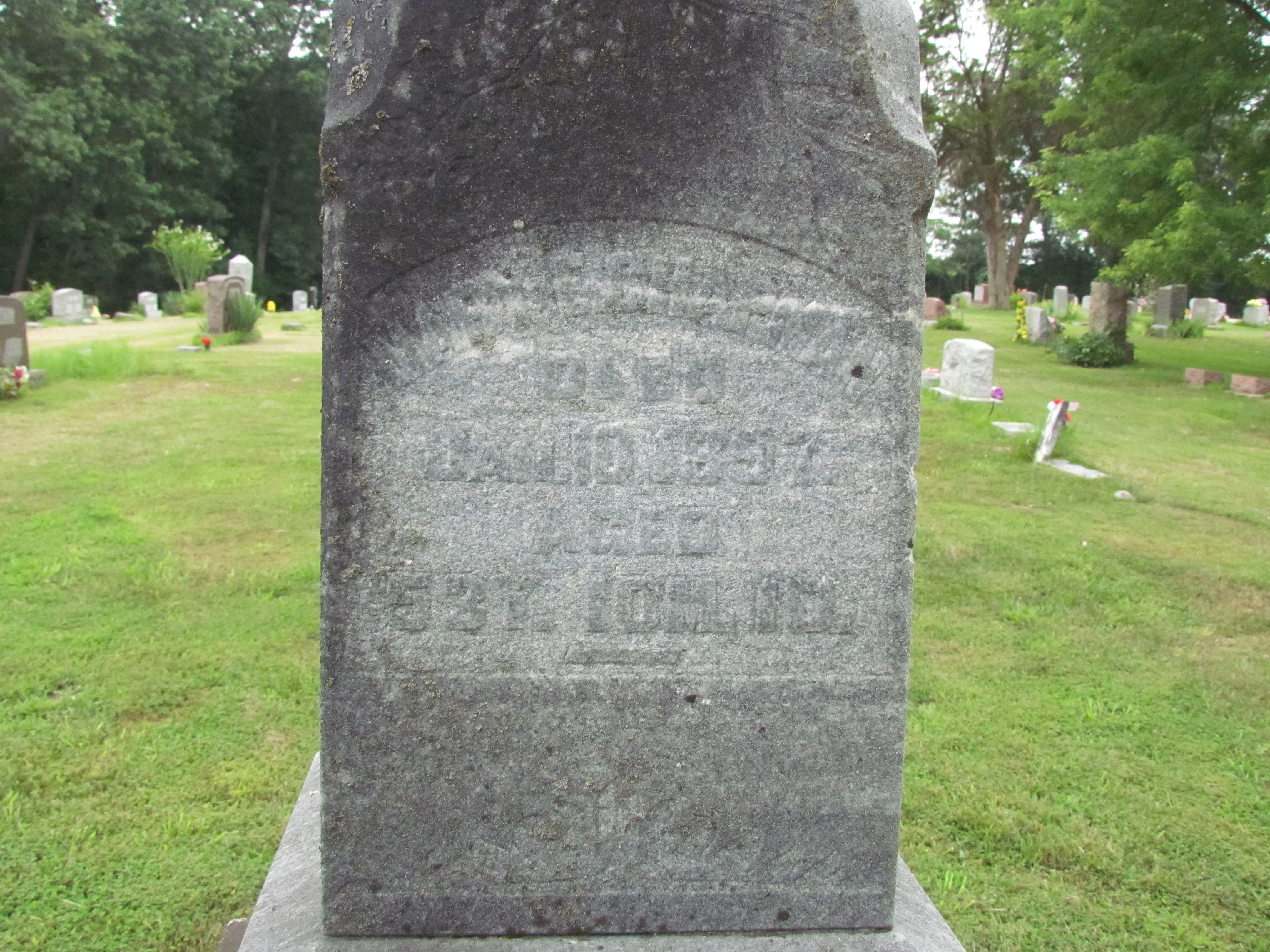 Mary E. Travis