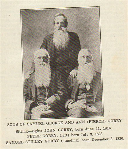 Samuel George Gorby