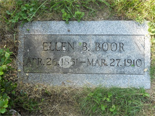 Ellen Barbara Boor