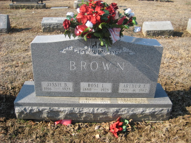 Arthur A Brown
