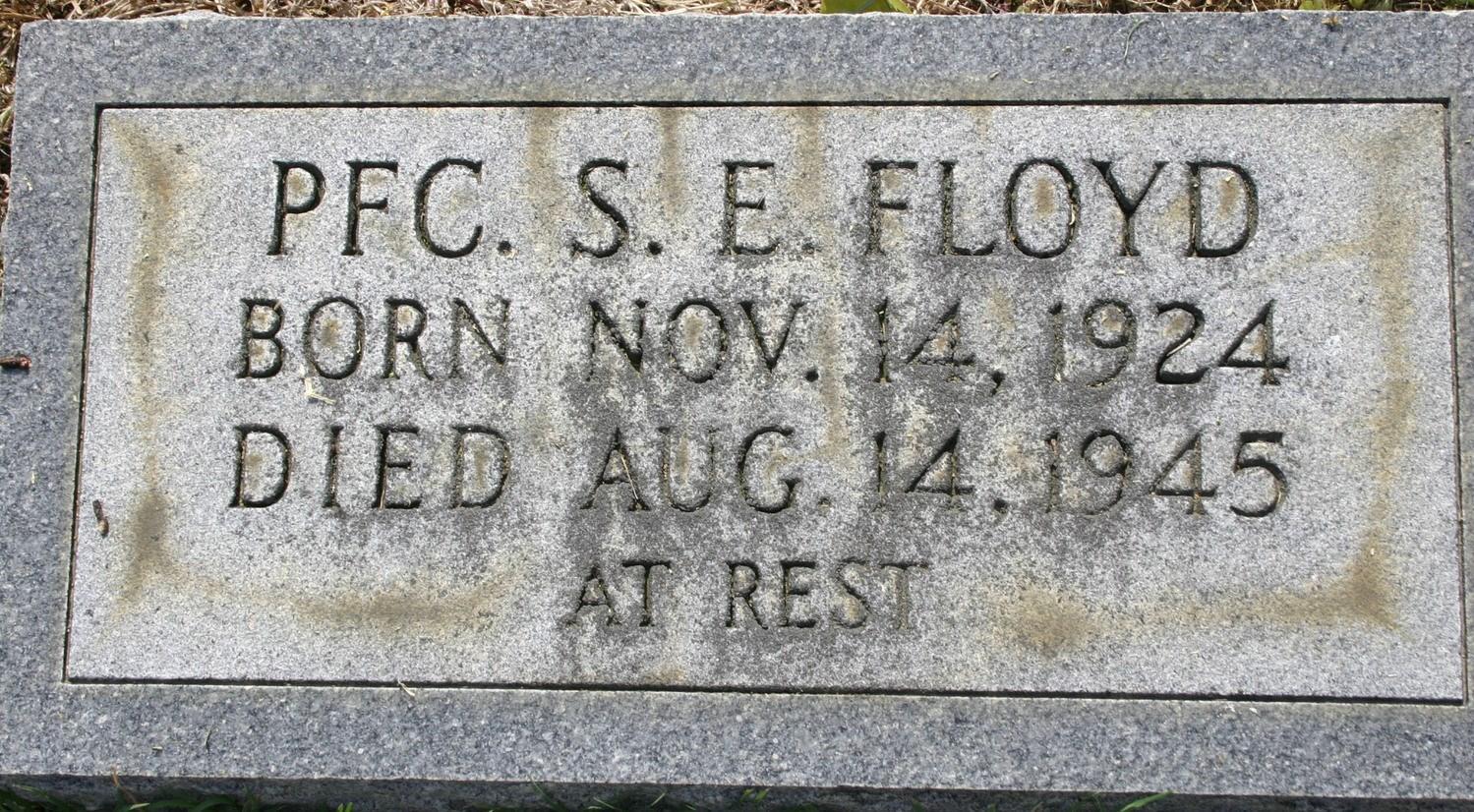 S. E. Floyd