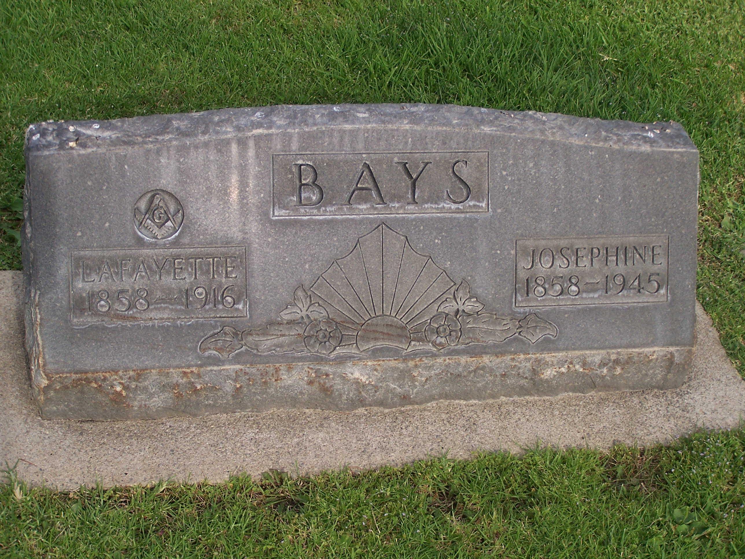 Lorenzo Lafayette (LL) Bays