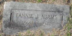 Fannie Alice Jackson