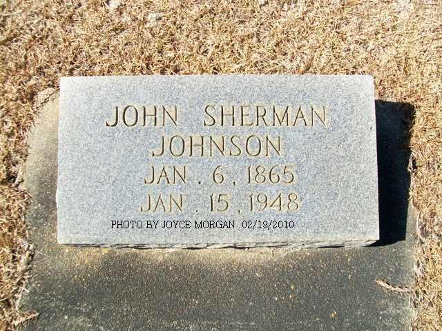 John Sherman Johnson