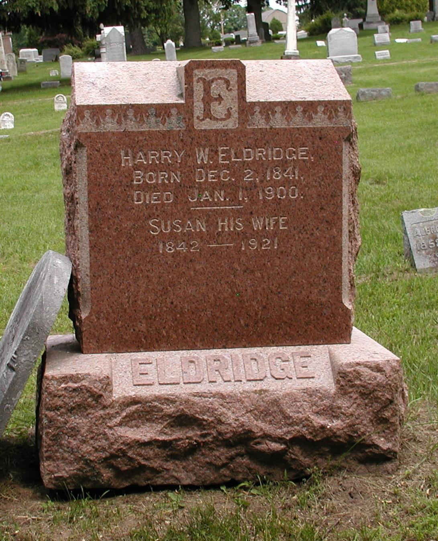 Harry William Eldridge