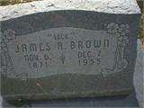James Alexander (Leck) Brown