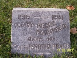 Mary Pease