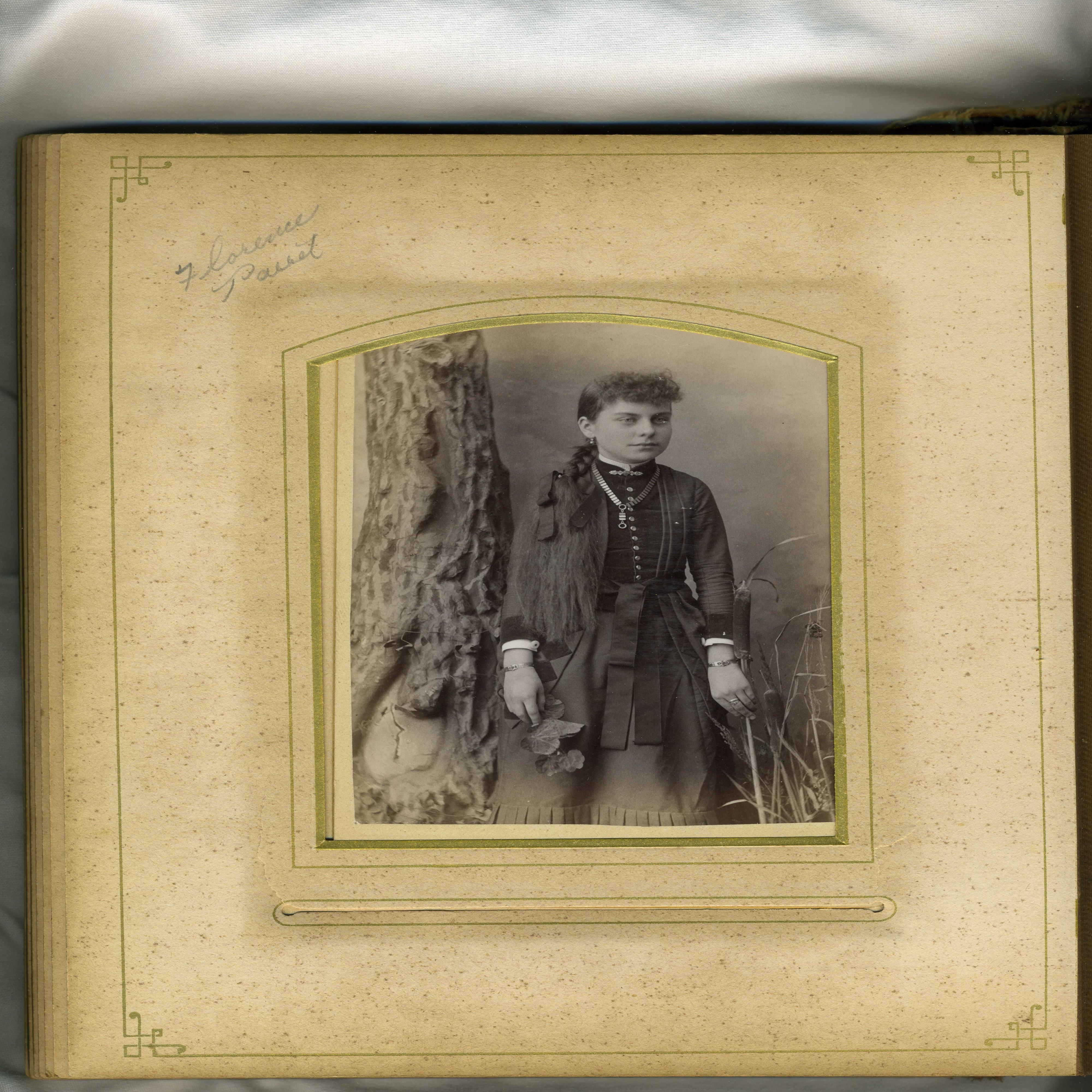 Florence M. Parrett