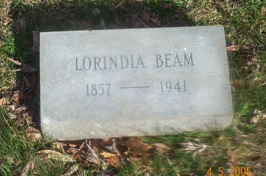 Laura Lorindia Beam