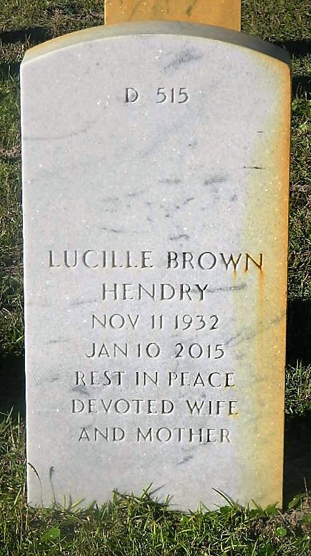 Lucille 1 Brown