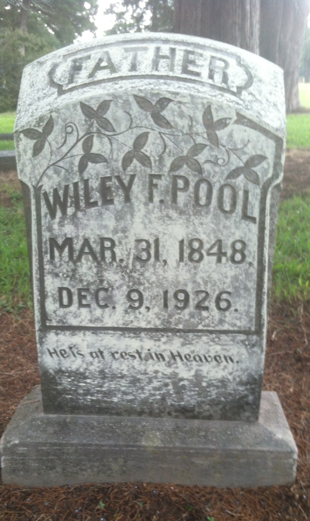 Wiley Pool