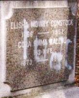 Elisha Mowry Comstock