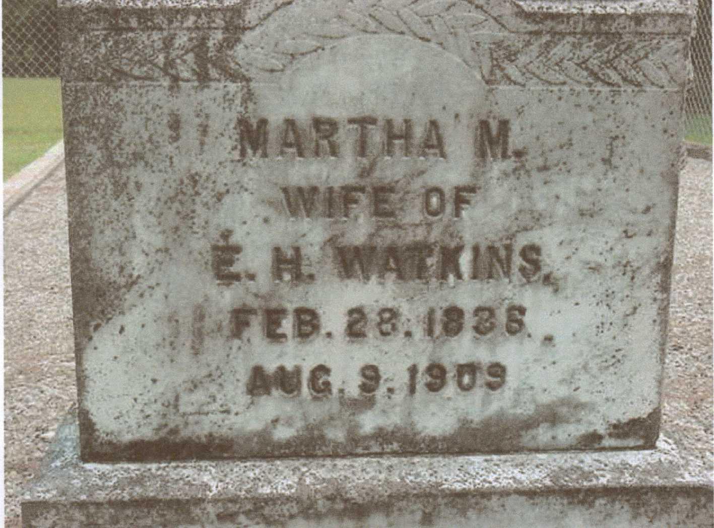 Martha Mary Smith