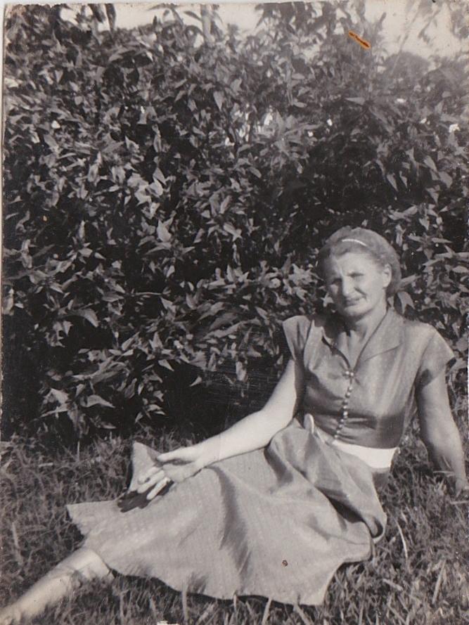 Hallie May Curtis